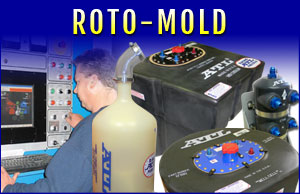 ATL Rotationally Molded Bladder Tanks and Devices